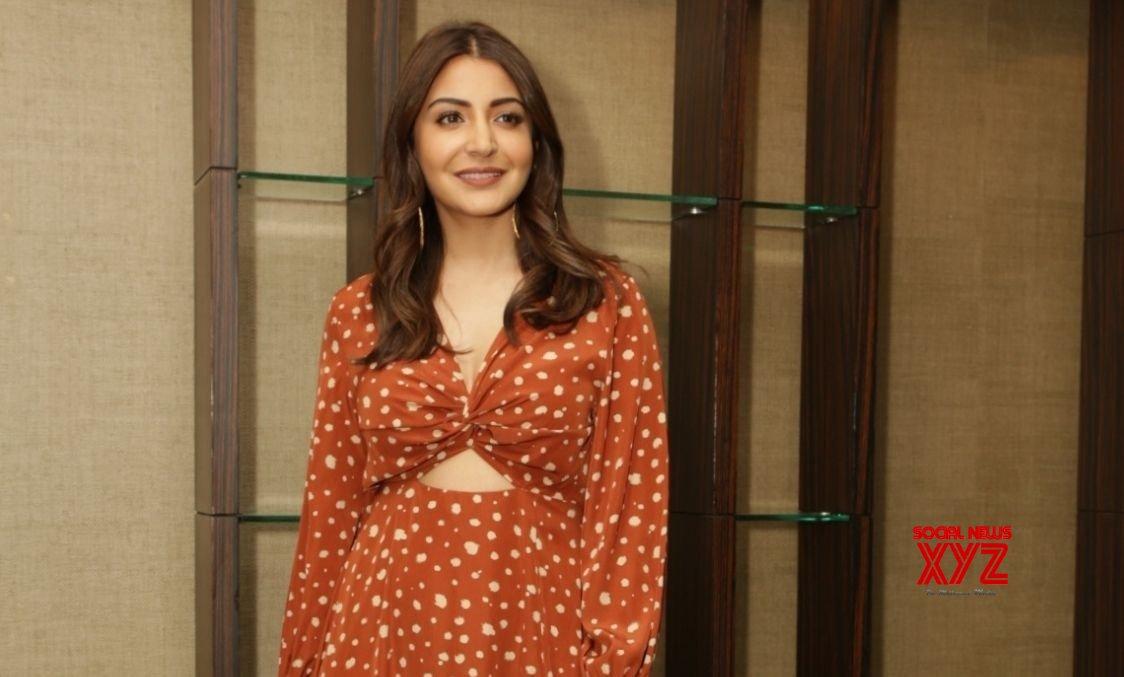 Anushka Sharma back on sets