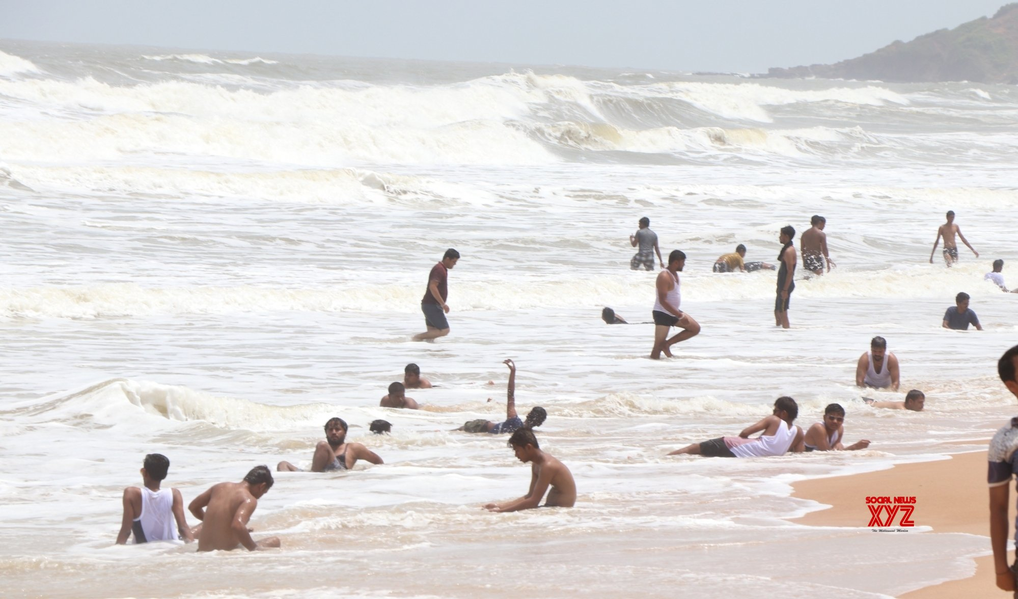Goa lifeguards boycott work over delay in wages