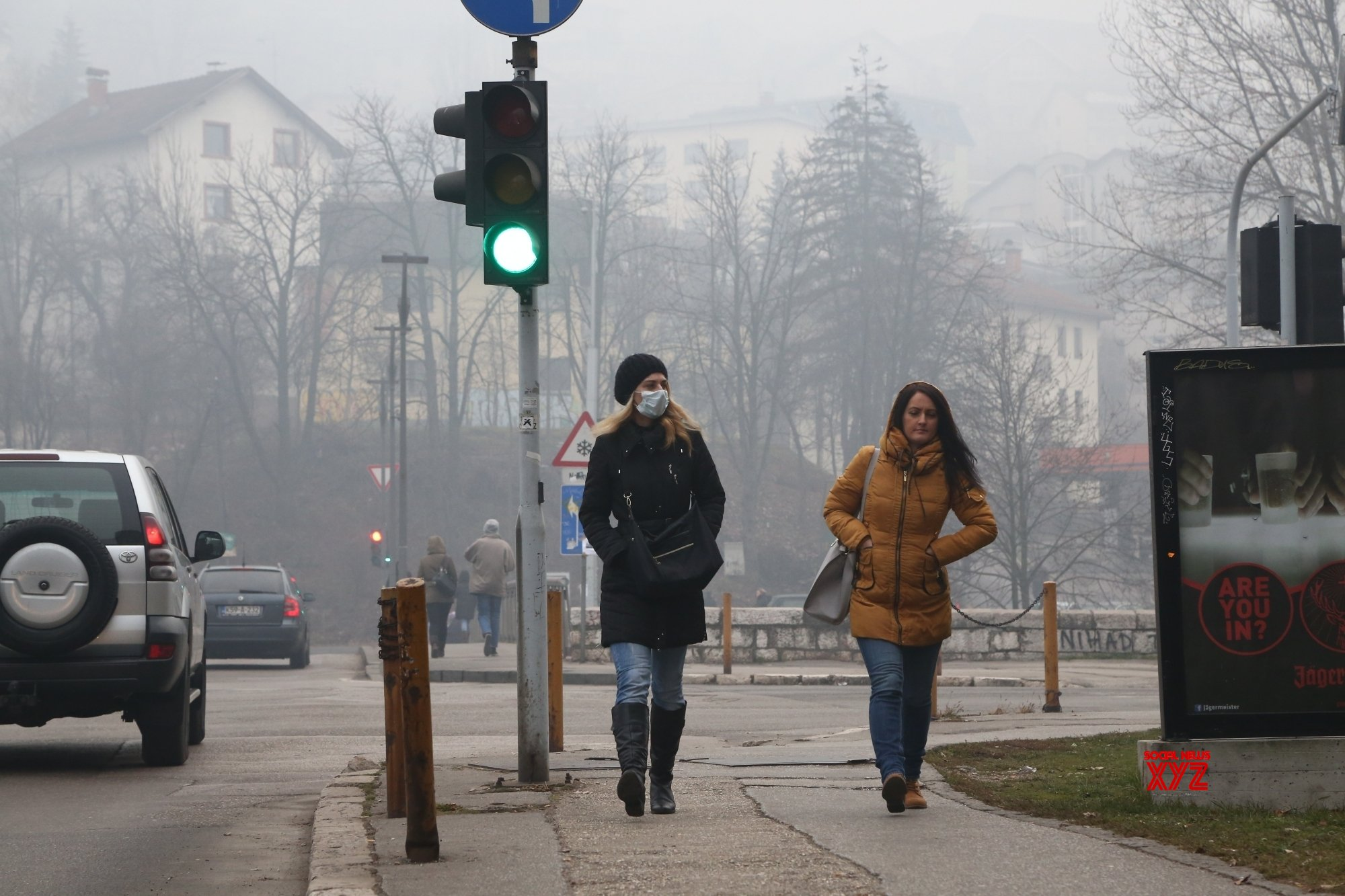 Air pollution linked to high BP in children, young adults