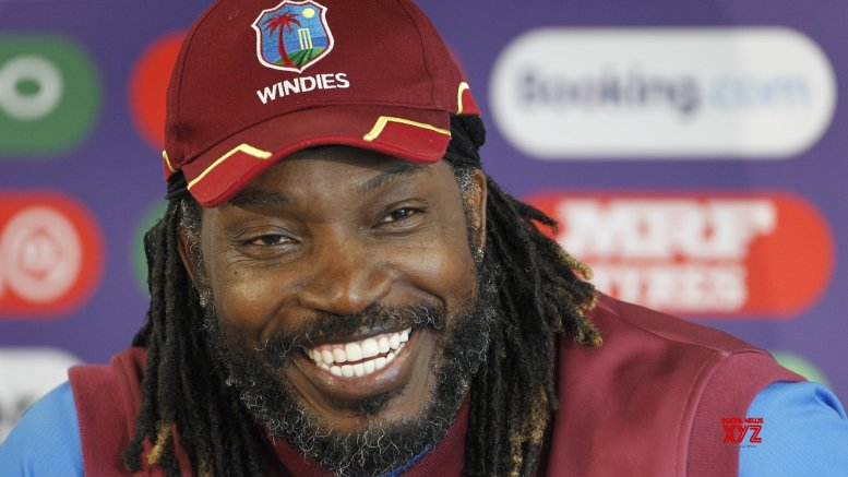 Gayle's 22nd T20 hundred in vain in CPL run feast