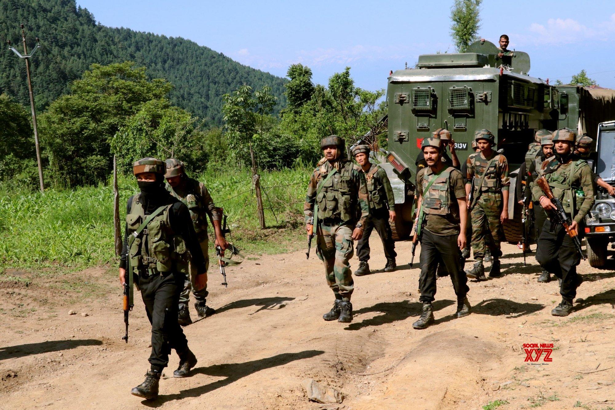 Zakir Musa's successor killed in Tral gunfight