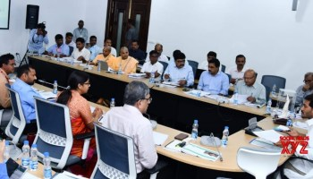No staff for AP Ministers till now! - Social News XYZ