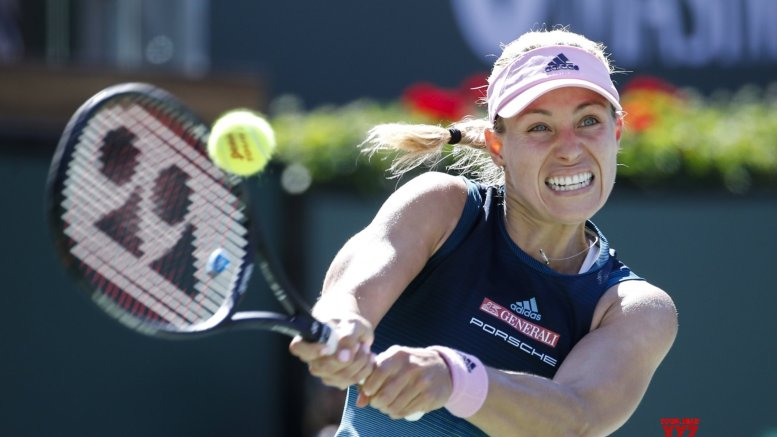 Kerber, Barty kick off Wimbledon campaign with wins