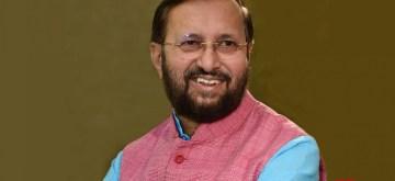 Prakash Javadekar. (File Photo: IANS)