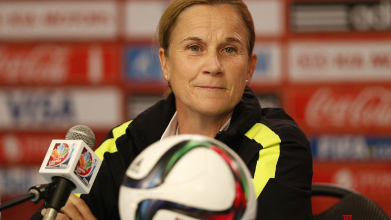 US coach focused on title after reaching Women's WC final