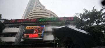 Mumbai: A view of the BSE building in Mumbai, on July 5, 2019. The Union Budget 2019-20 failed to cheer the equity market as the BSE Sensex slumped over 460 points minutes after Finance Minister Nirmala Sitharaman concluded her speech. At 1.28 p.m., the Sensex fell 466 points to the day's low of 39,441.38, from the previous close of 39,908.06 points. (Photo: IANS)
