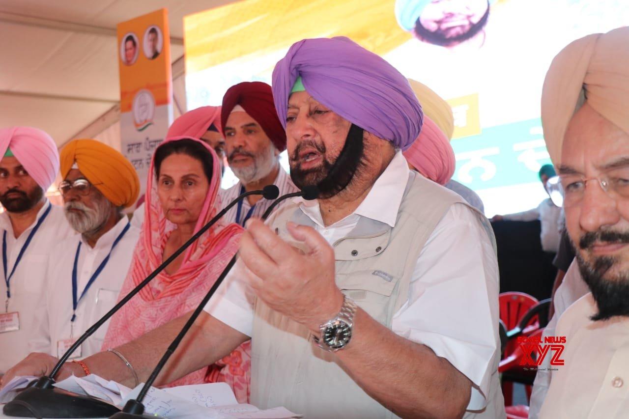 Congress needs charismatic Gen Next leader: Punjab CM