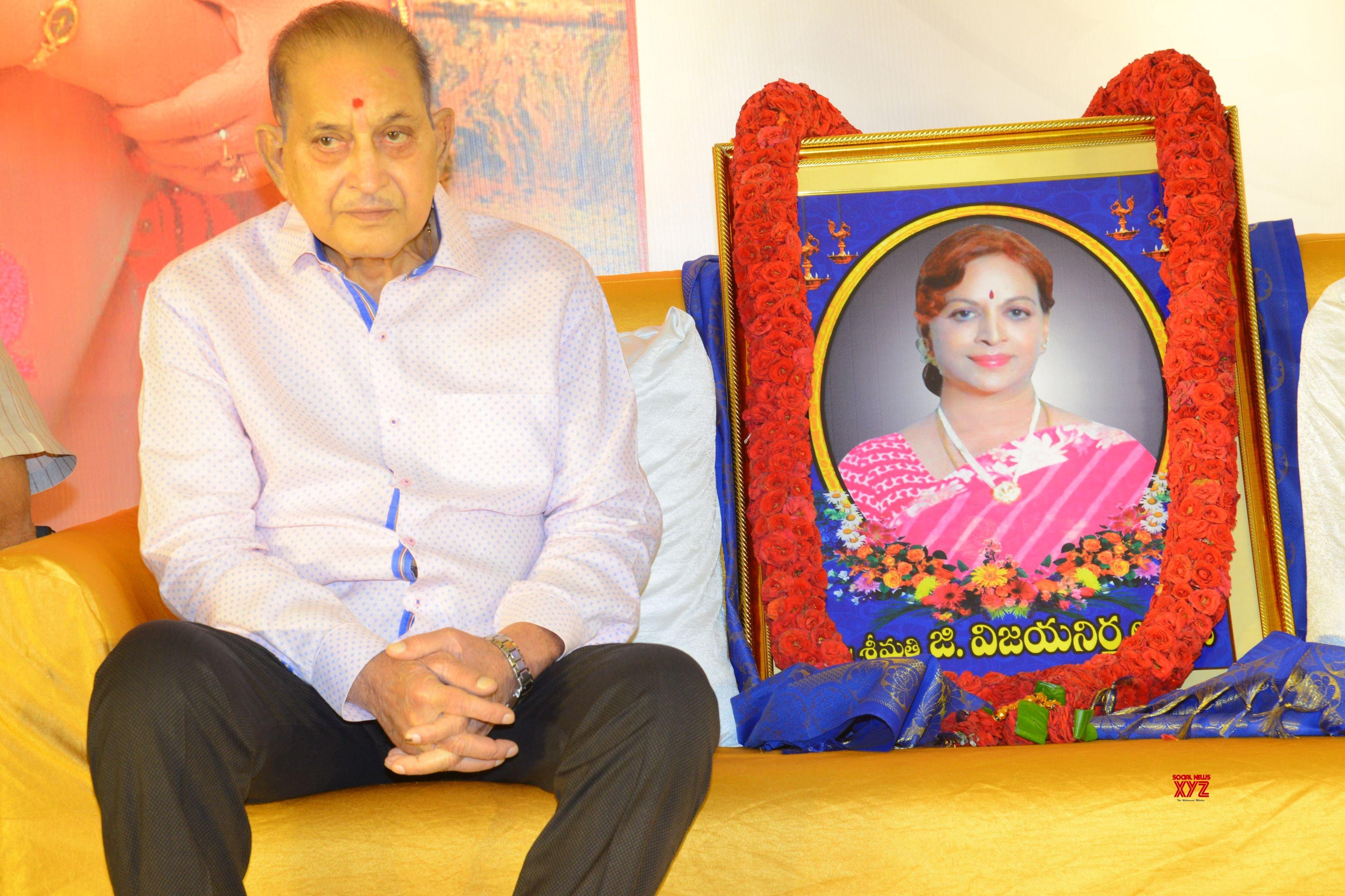 Vijaya Nirmala Gari Dasha Dina Karma In Sandhya Conventions HD Gallery