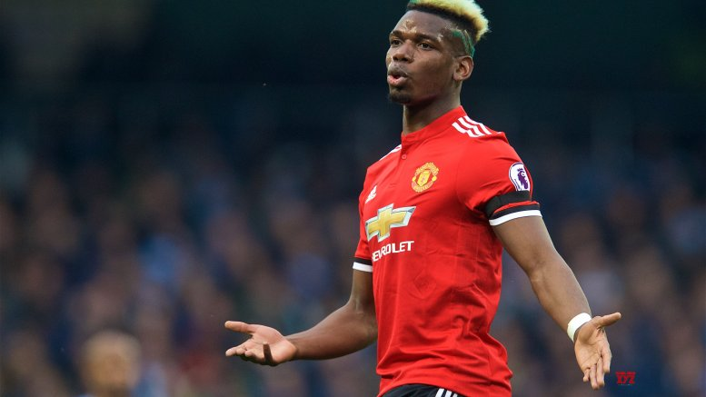 Pogba's agent says player 'has done nothing wrong'