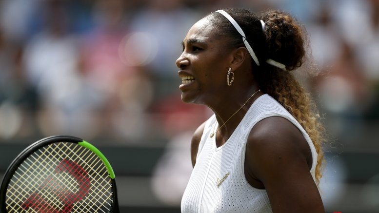 Serena Williams fined $10,000 for damaging Wimbledon court