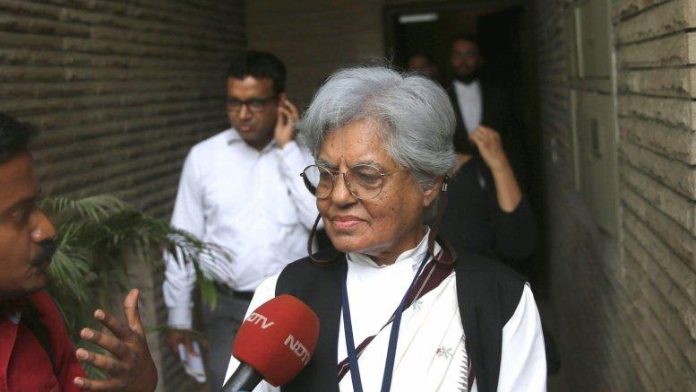 CBI raids Indira Jaising, Anand Grover