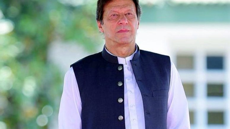 Imran Khan questions world's 'silence' on Kashmir