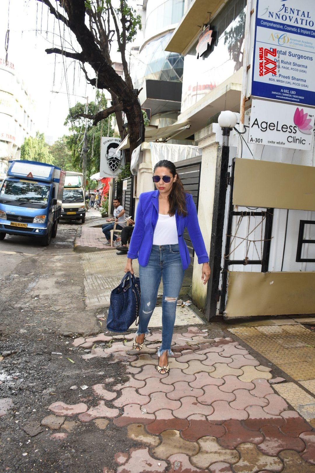 Mumbai: Gauri Khan seen at Bandra #Gallery