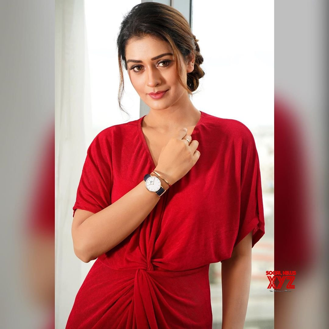 Actress Payal Rajput Latest Hot Glam Insta Stills