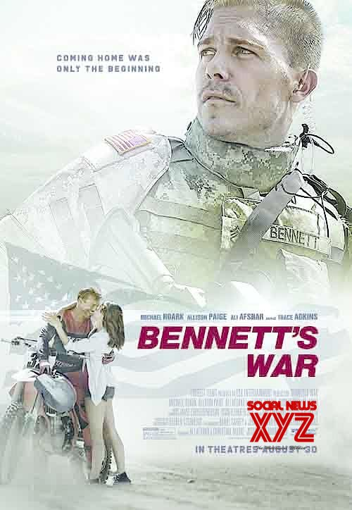 Bennett's War Movie HD Poster And Stills