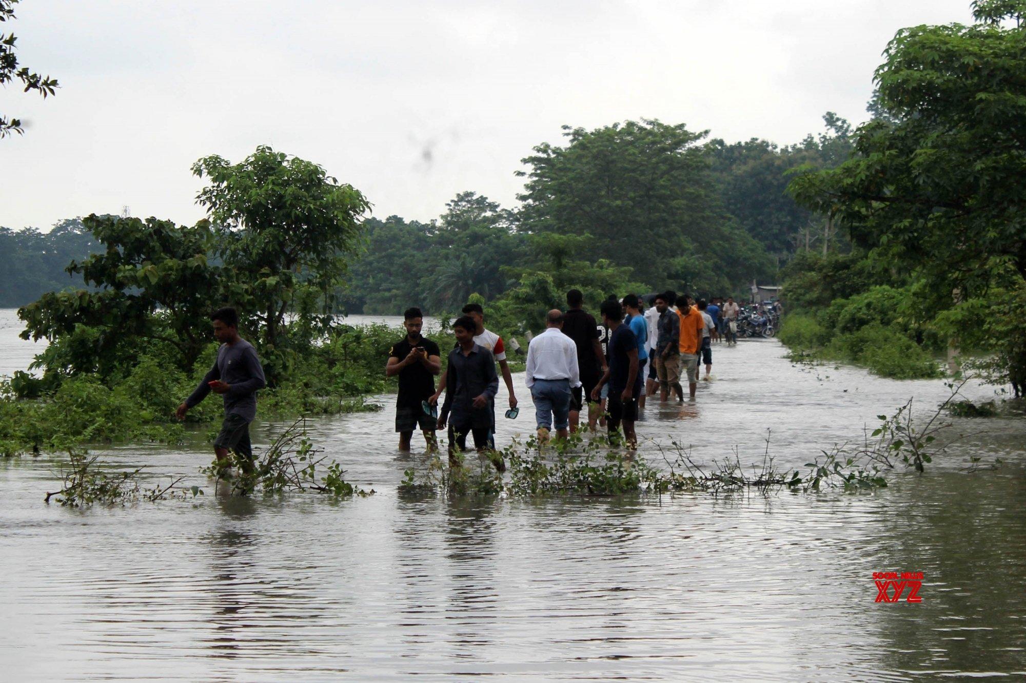 Assam flood situation grim, death toll rises to 6