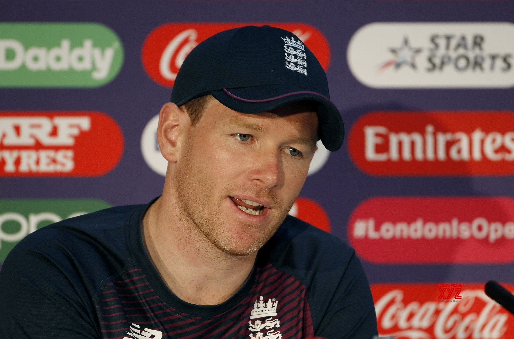 Happy that we took our chances: Morgan