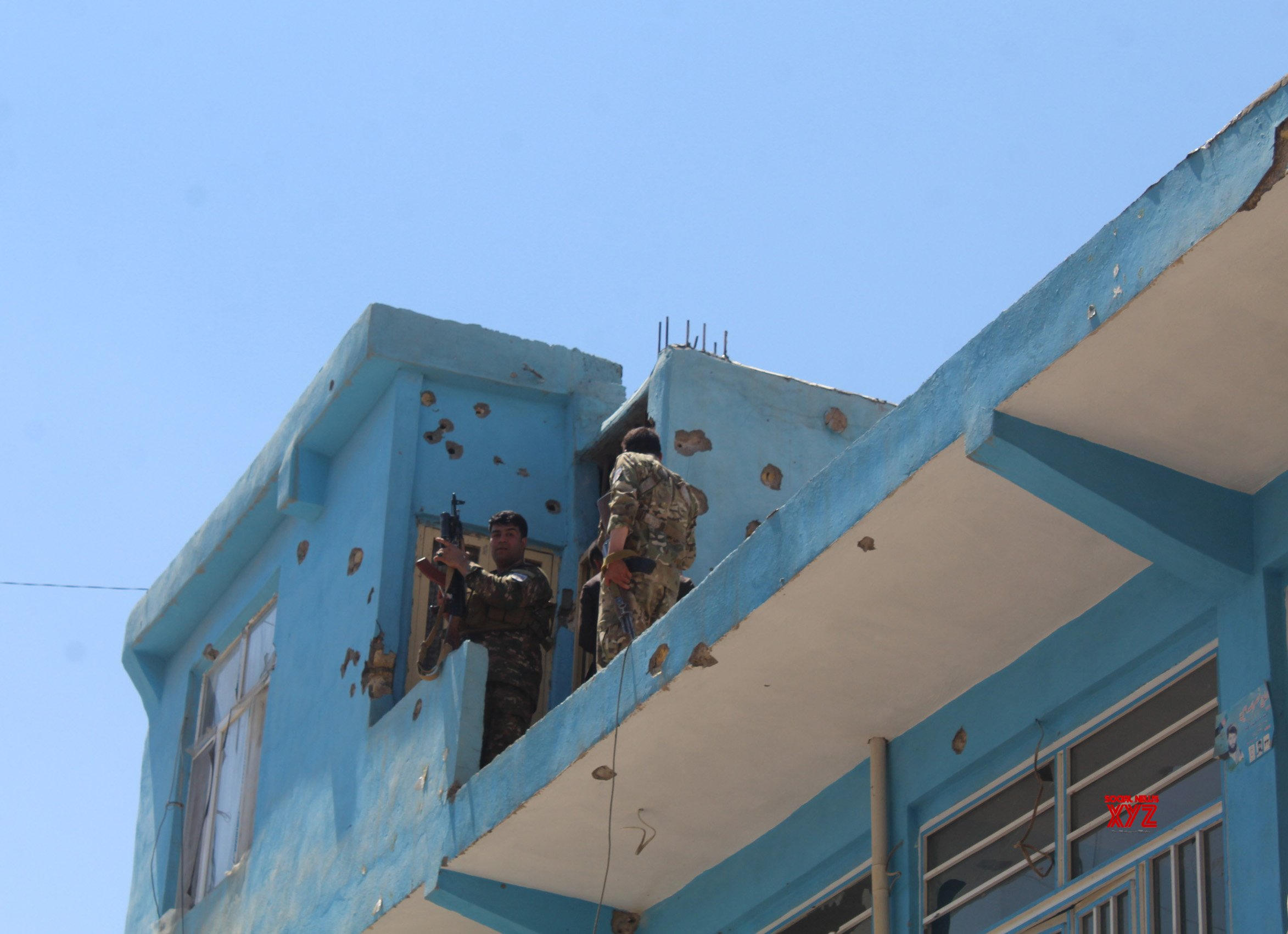 AFGHANISTAN - BADGHIS - TALIBAN ATTACK #Gallery