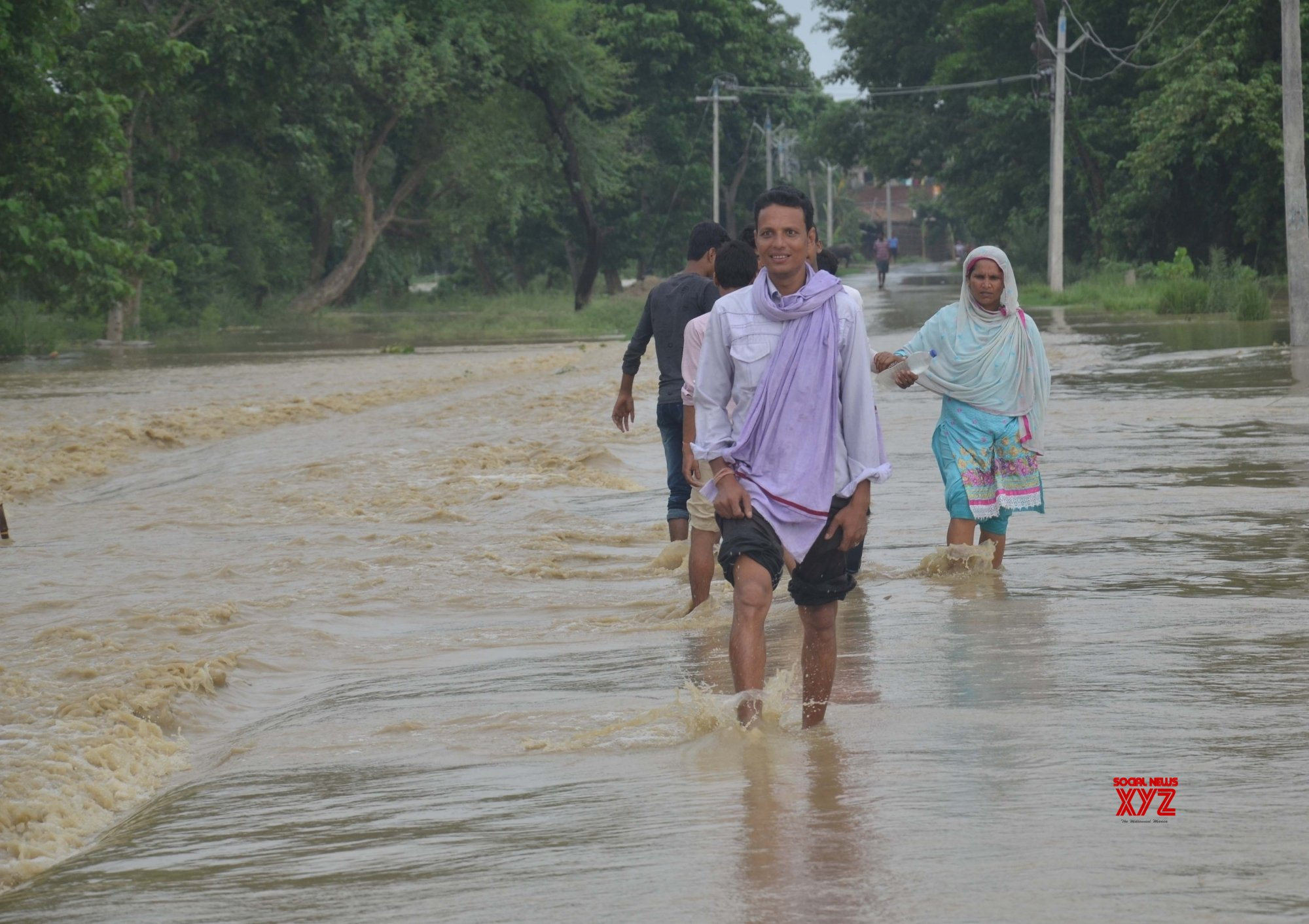 Aurai: Bihar Floods (Batch - 2) #Gallery