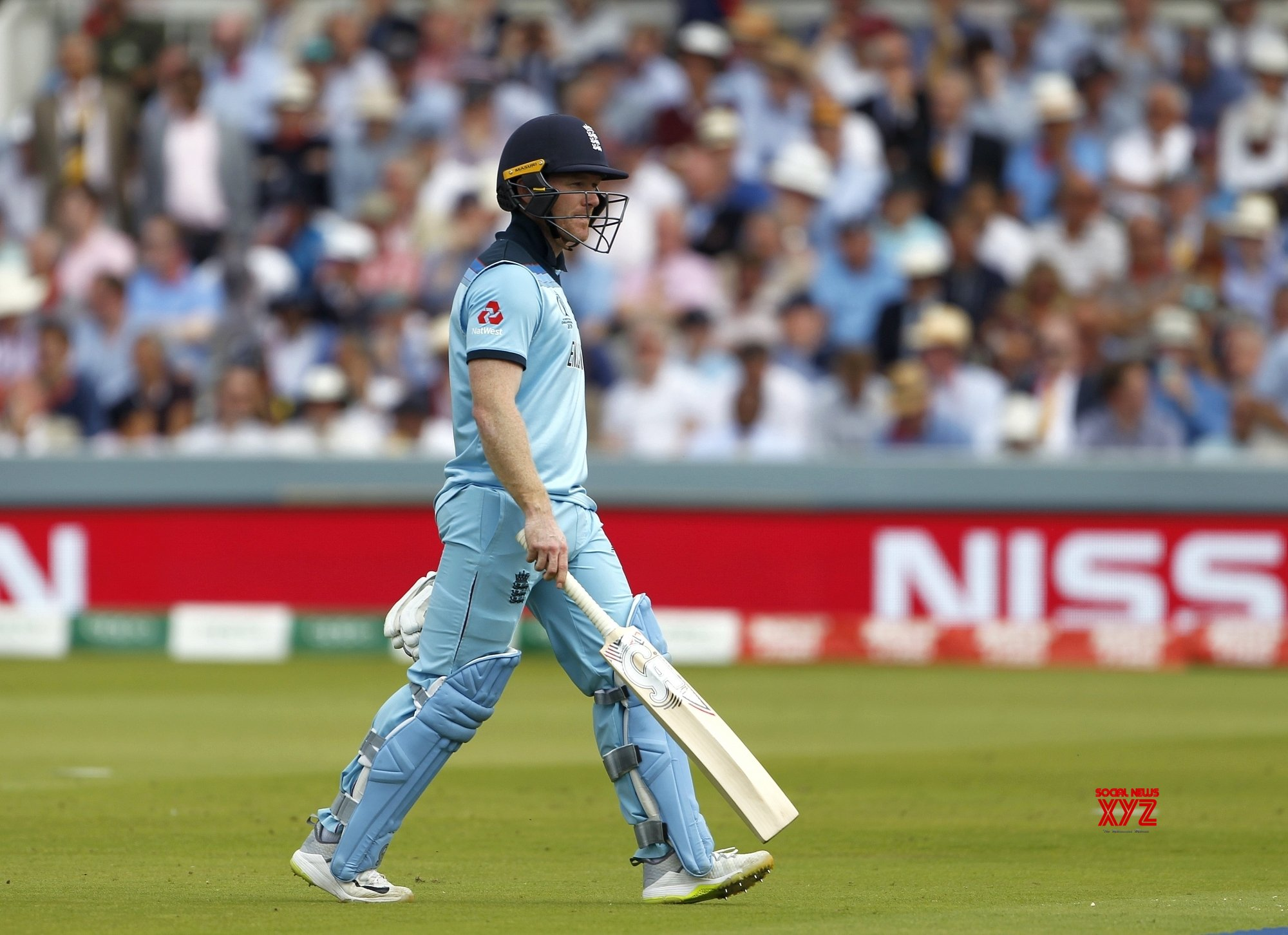 London (England): 2019 World Cup - Final - New Zealand Vs England (Batch - 41) #Gallery