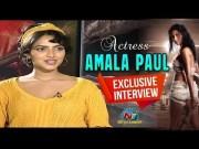 Amala Paul Exclusive Interview (Video)