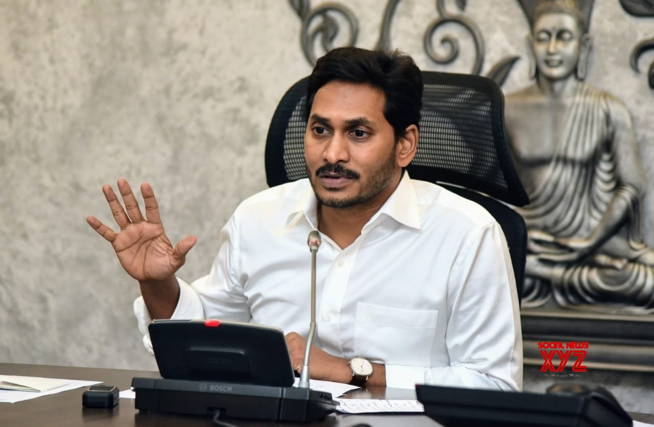 Andhra CM under fire for doors, windows worth Rs 73 lakh