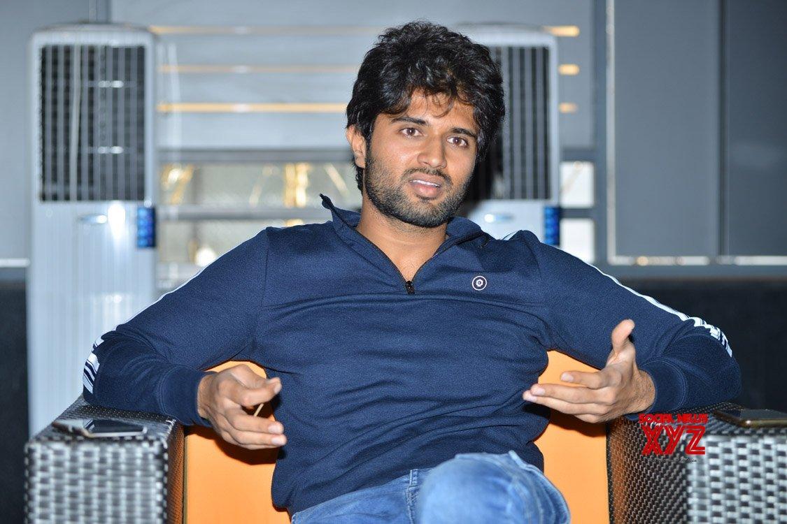 Vijay Deverakonda teams up with director Puri Jagannadh