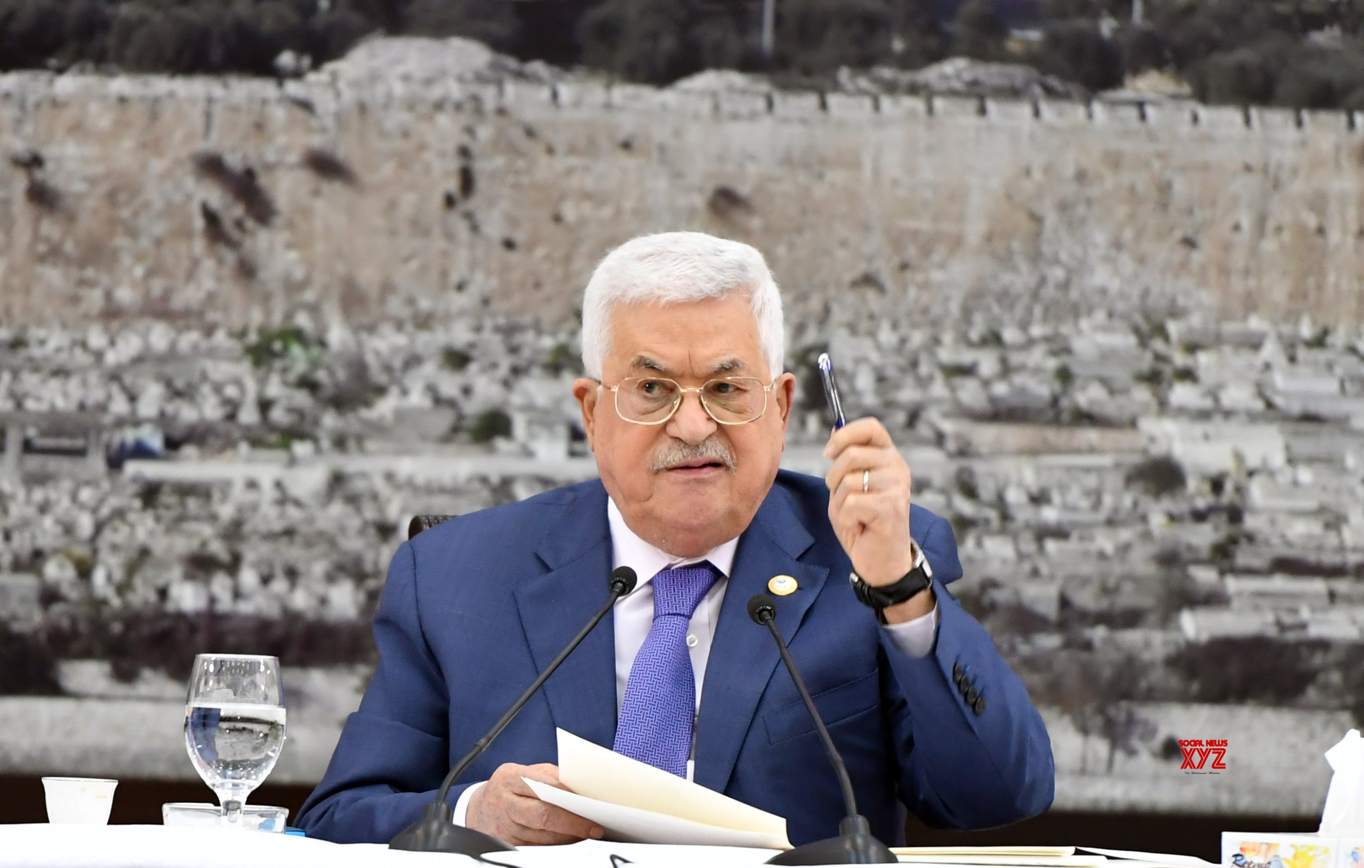 Palestine's Abbas is Fatah's sole candidate for prez polls