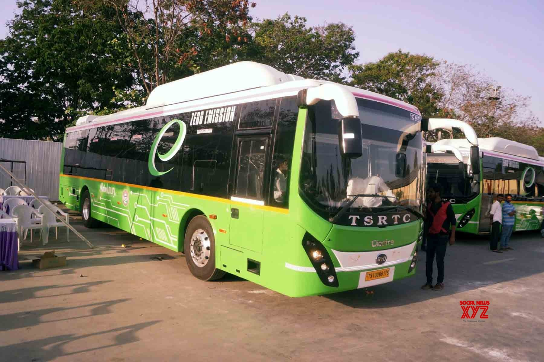 Delhi to start getting 300 e-buses from Jan 2022: DTC
