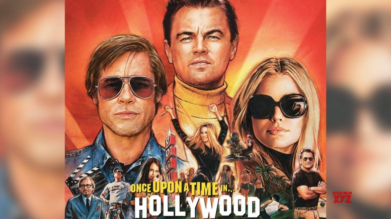 'Once Upon A Time In Hollywood' to re-release in India on Feb 14