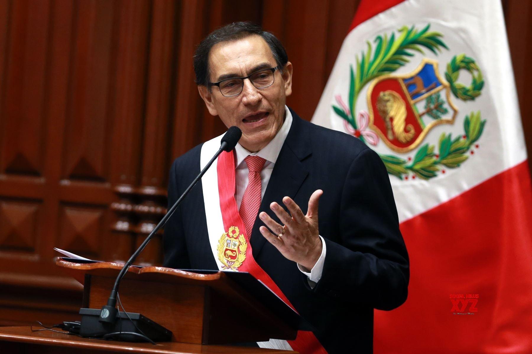 COVID-19: Peru free to restart football, says president
