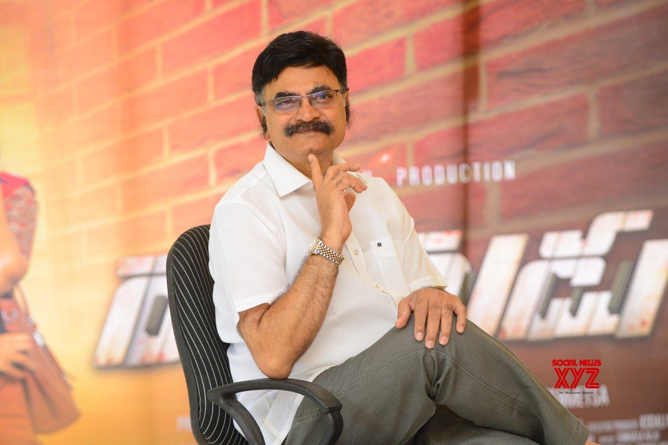 Rakshasudu Producer Satyanarayana Koneru Interview