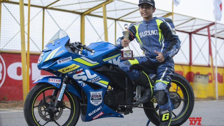 Ikshan Shanbag wins Round 1 of Red Bull Road to Rookies Cup
