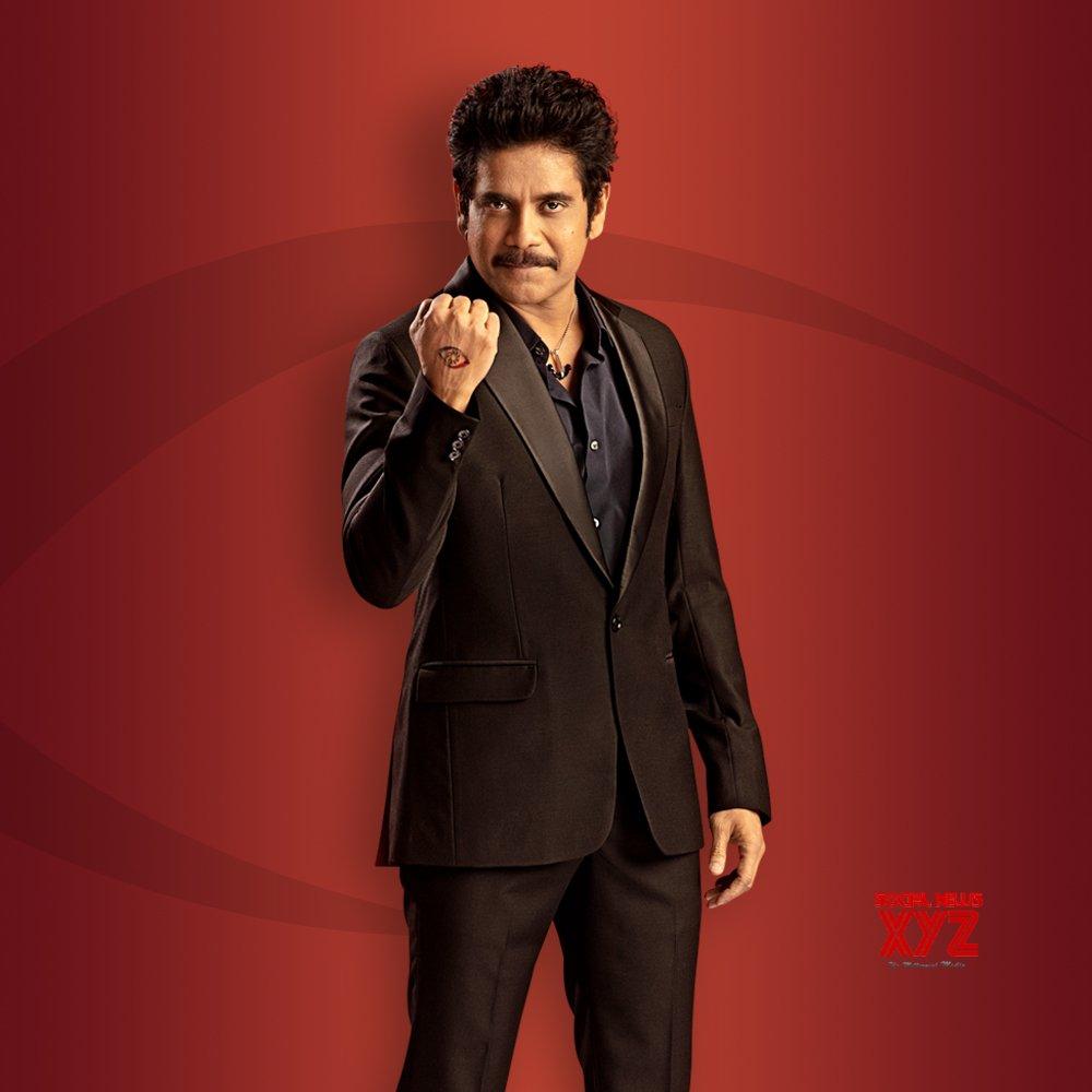 Nagarjuna Stills And Posters From Star MAA Bigg Boss Telugu
