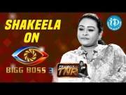 Shakeela On Bigg Boss 3 - Exclusive Interview (Video)