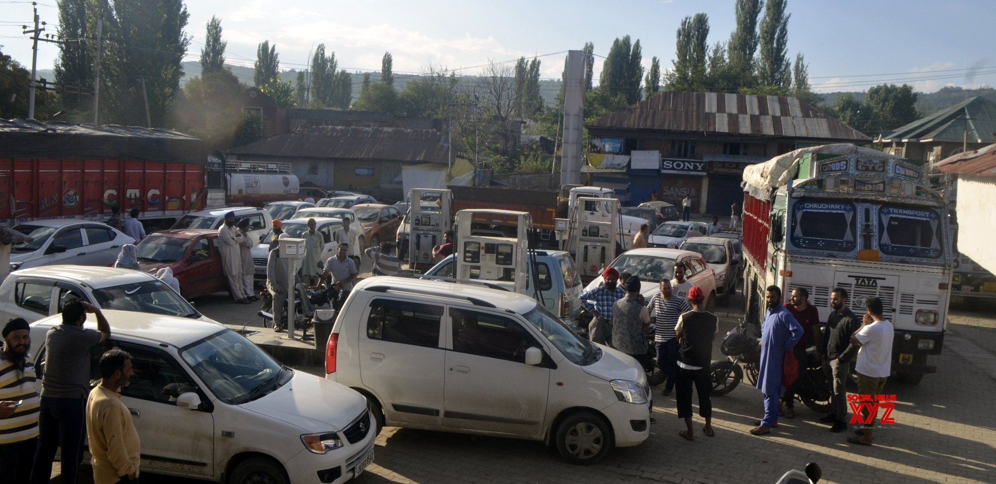 A time-bound delivery in Kashmir