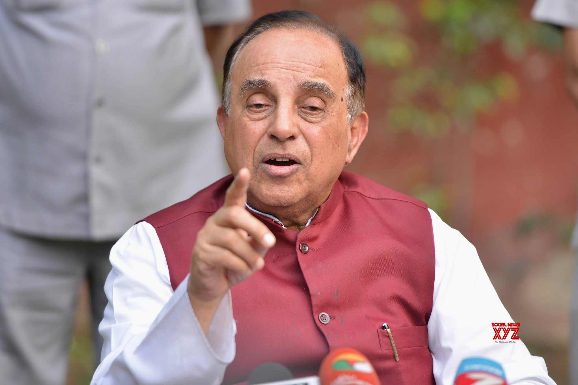 BJP's Swamy to drag UN official to court over Muslim 'comment' row