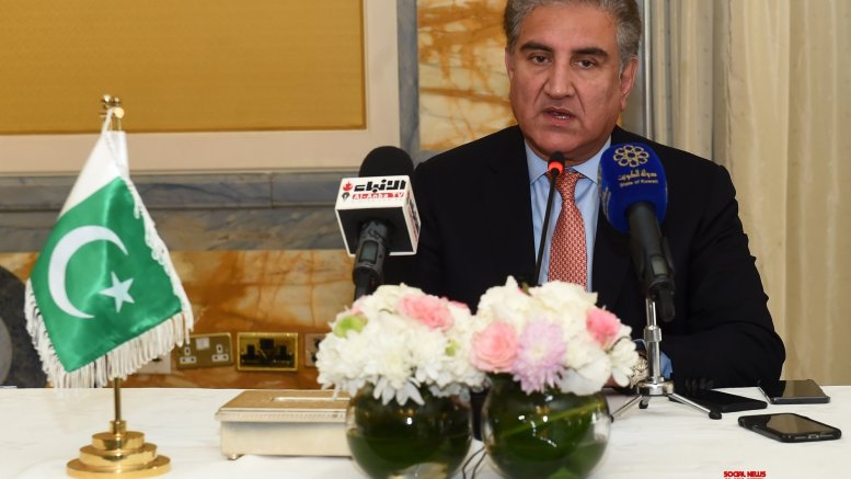 Qureshi hopes US, Taliban abide by Doha agreement