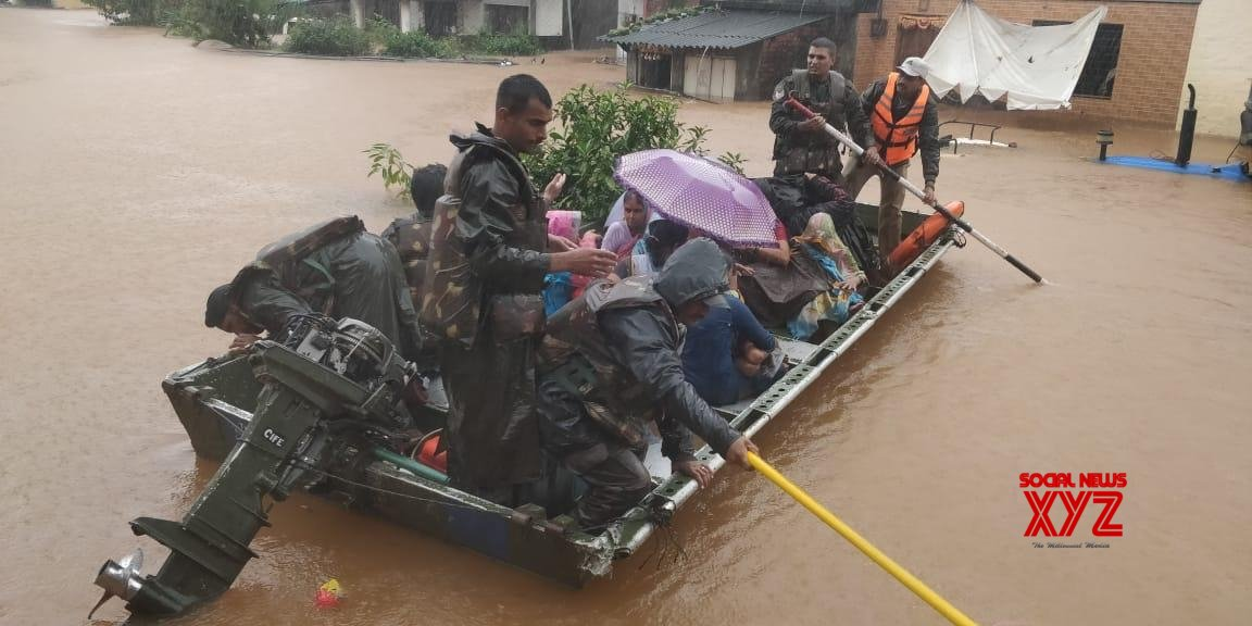 After floods, Maharashtra launches relief, rehab works