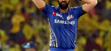 Chennai: Mumbai Indians' Krunal Pandya during the 1st Qualifier match of IPL 2019 between Chennai Super Kings and Mumbai Indians at MA Chidambaram Stadium in Chennai, on May 7, 2019. (Photo: IANS)