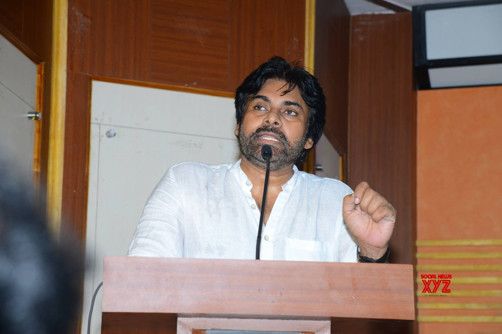 Telakapalli Ravi's Mana Cinemalu Book Launch By JanaSena Chief Pawan Kalyan Gallery Set 3