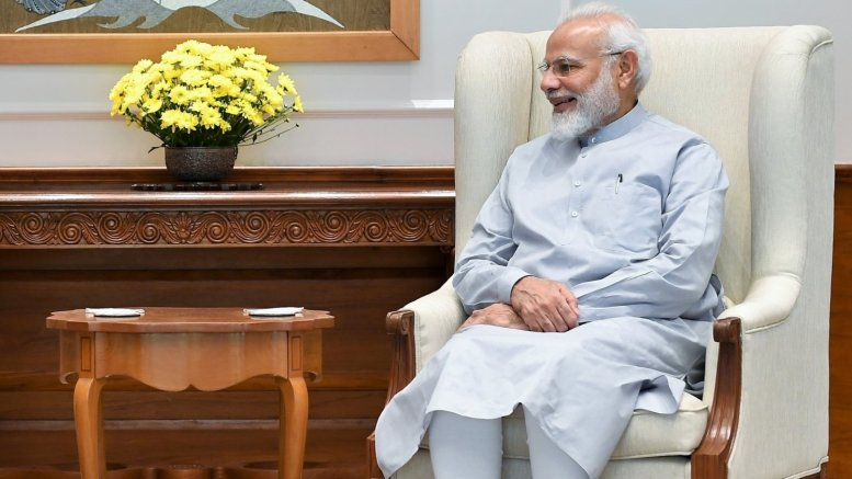 PM MODI's IANS EXCLUSIVE INTERVIEW: On 75th day in office, PM says govt going full tilt with 'spasht neeti, sahi disha'