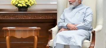 New Delhi: Prime Minister Narendra Modi. (Photo: IANS)