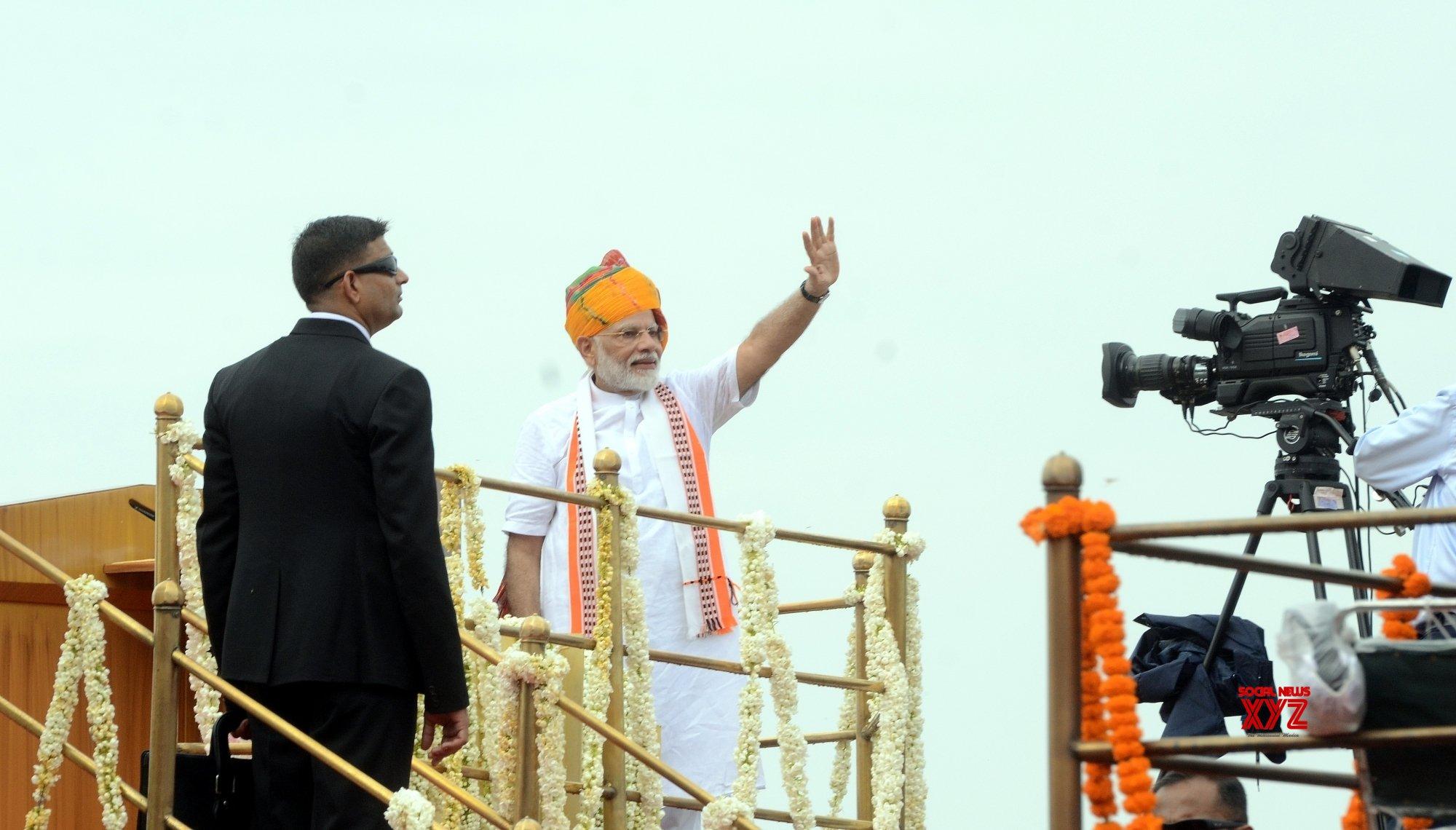 Wealth creators should not be eyed with suspicion: PM Modi