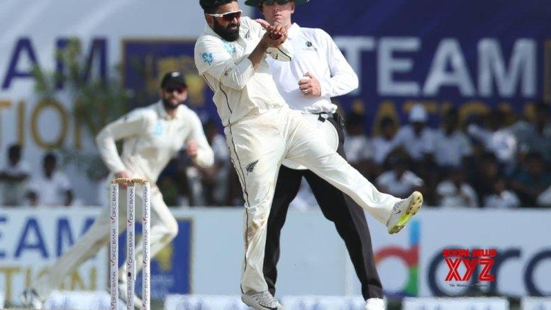 Galle Test: Patel's fifer jolts Lanka against Kiwis