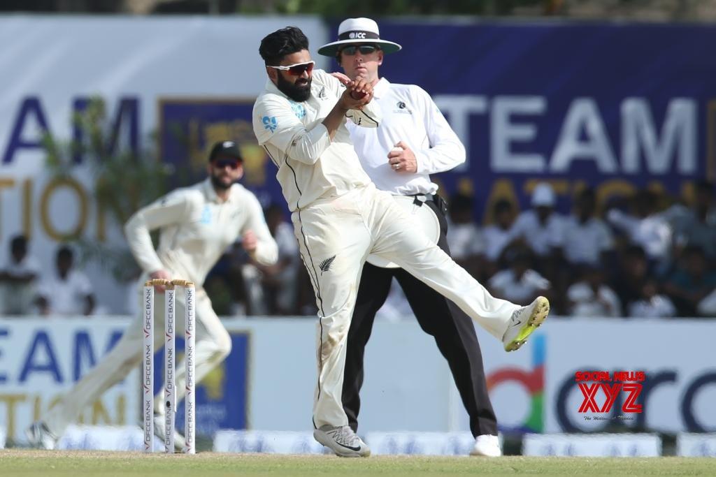 Galle (Sri Lanka): 1st match - New Zealand Vs Sri Lanka #Gallery
