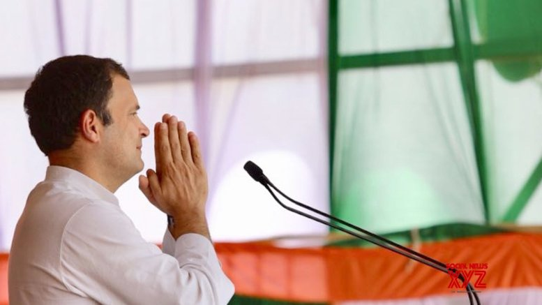 Rahul greets nation on Independence Day