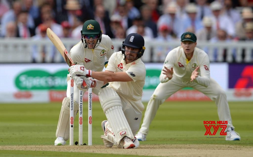 London: 2nd test - England and Australia #Gallery
