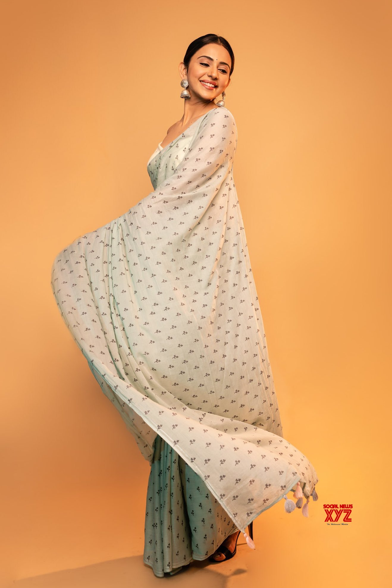 Actress Rakul Preet Singh Glam Photoshoot Stills