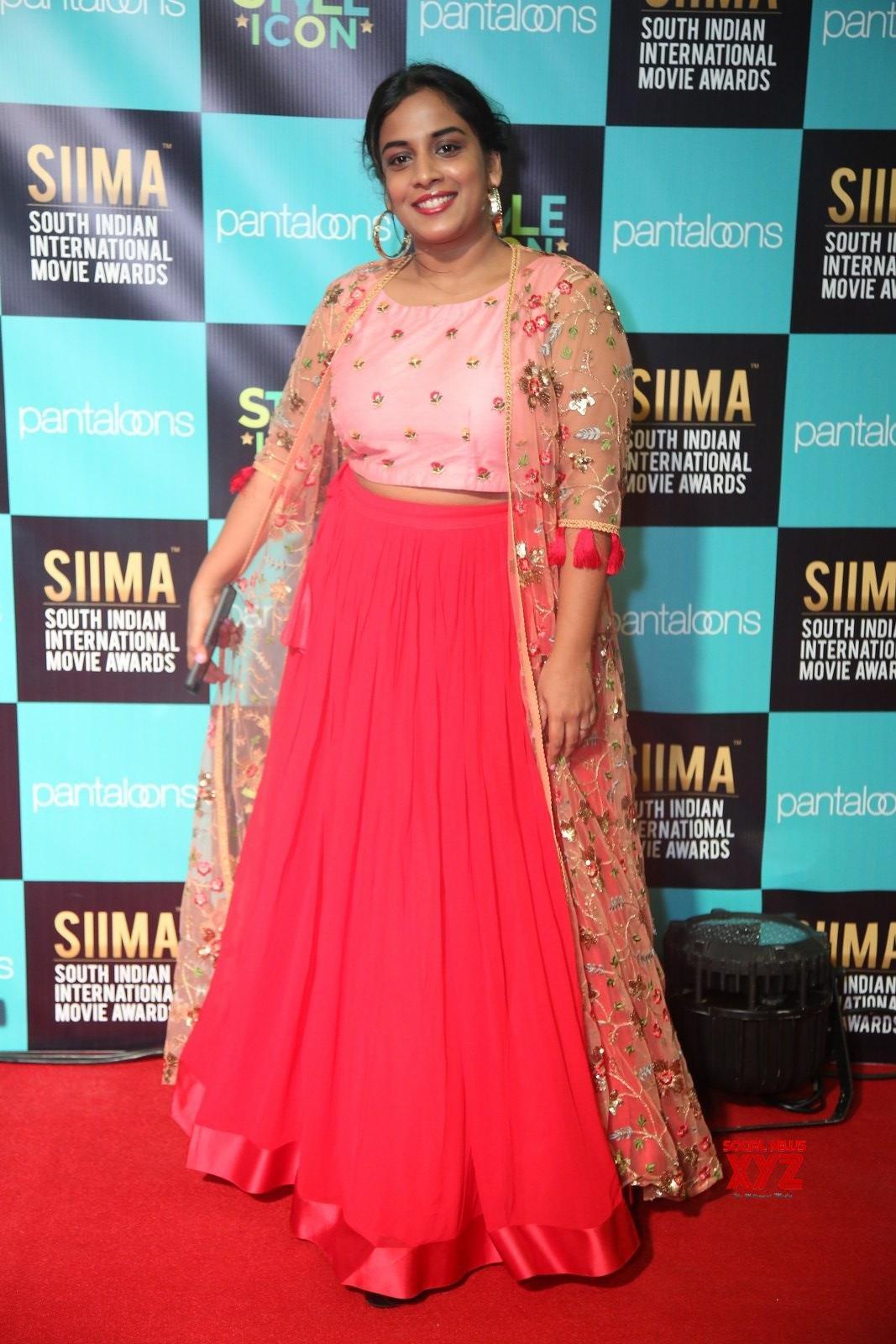 Celebs At SIIMA Awards 2019 Red Carpet In Doha Qatar Gallery Set 2
